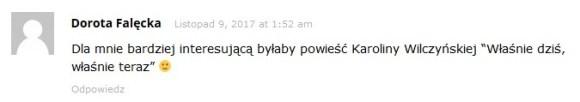 Książki: Remigiusz Mróz Czarna Madonna / Karolina Wilczyńska Właśnie dziś, właśnie teraz [KONKURS]