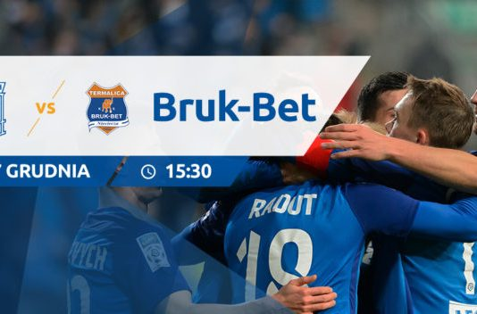 Lech Poznań - Bruk Bet: ostatni mecz w tym roku przy Bułgarskiej [Konkurs]