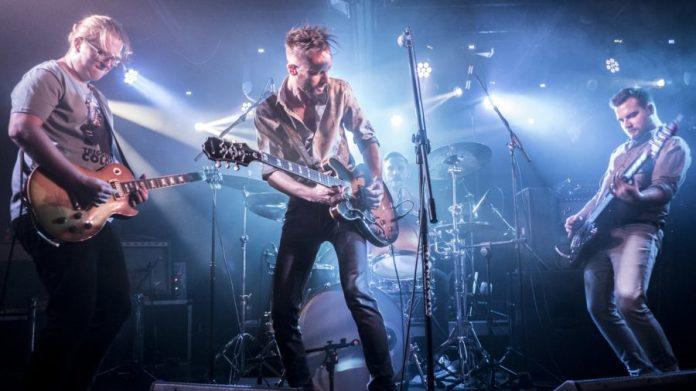 Smash, śremska grupa rockowa (fot. Hubert Marciniak)