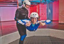 Szukasz adrenaliny? Wybierz loty w tunelu aerodynamicznym w Lesznie!