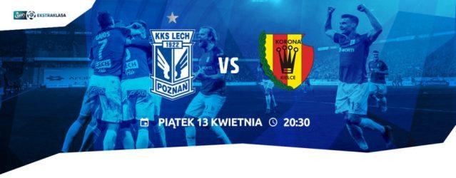 Lech Poznań - Korona Kielce: trwa sprzedaż biletów