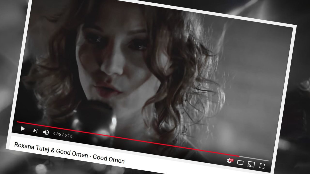 Roxana Tutaj & Good Omen - Good Omen, który wbija w fotel