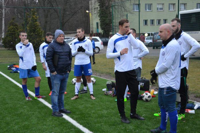 Warciarze pokonują Lubońskiego KS w drugim meczu kontrolnym