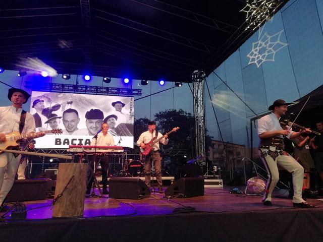 Niezapomniany koncert zespołu Baciary podczas Dni Książa Wlkp. 2019