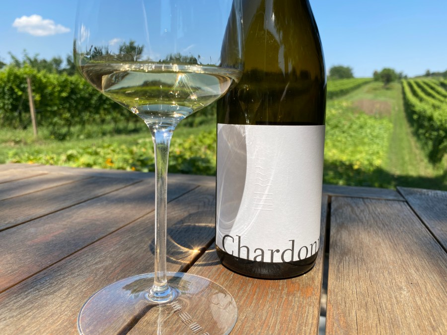 Krásná hora Chardonnay Barrel Selection 2018