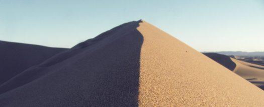 Sand dune, Photo by Fabio Rose on Unsplash