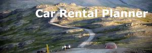 car rental planner Iceland