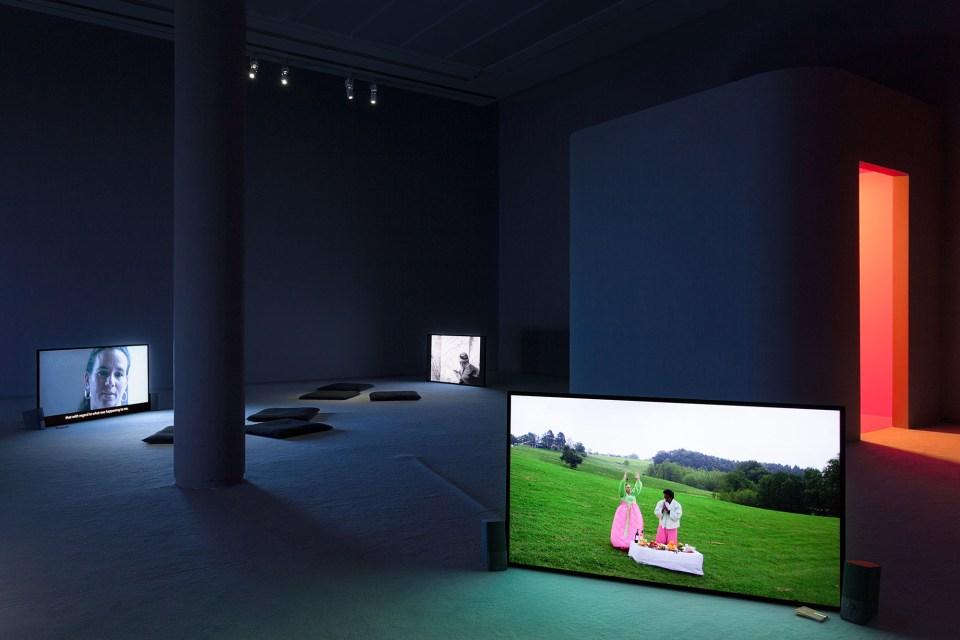 Presentation gallery Nisic