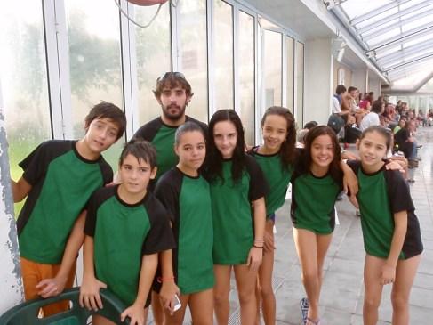 1ª Jornada de lliga Infantil i Aleví al C.N. Lleida