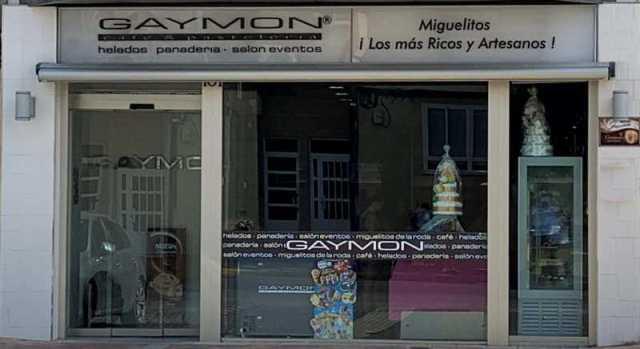 Confitería Gaymon continuará colaborando con el Club Natación La Roda