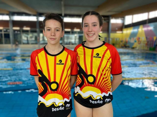 Eva Martínez y David Gascón seleccionados para Campeonato de España por Selecciones Autonómicas