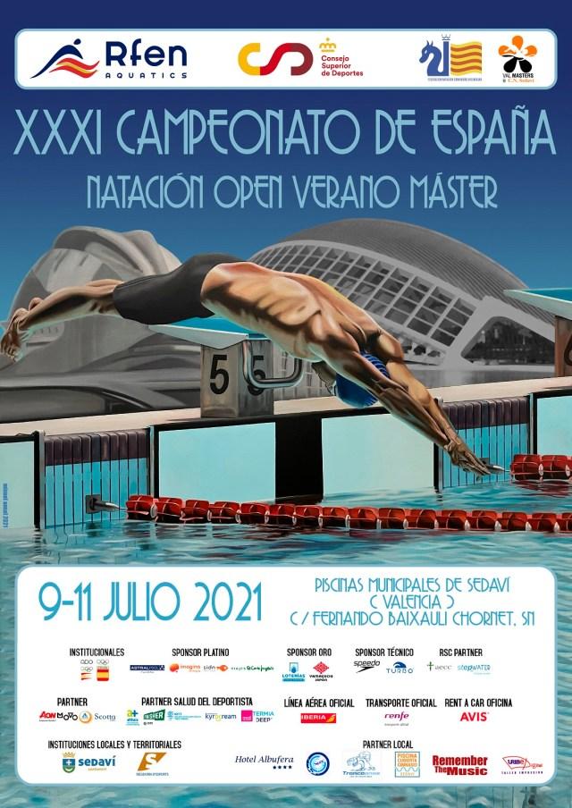 Campeonato de España Open Verano Master