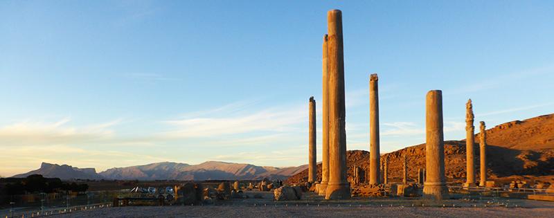 Guida Iran - Persepoli