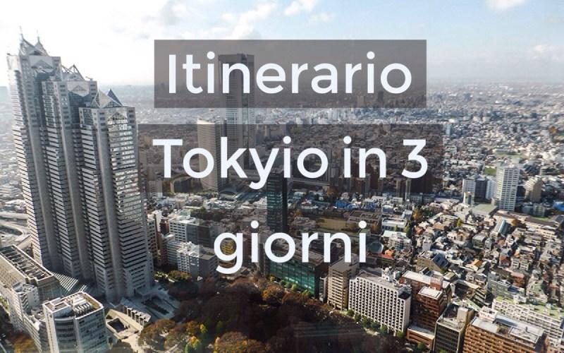 Itinerario Tokyo