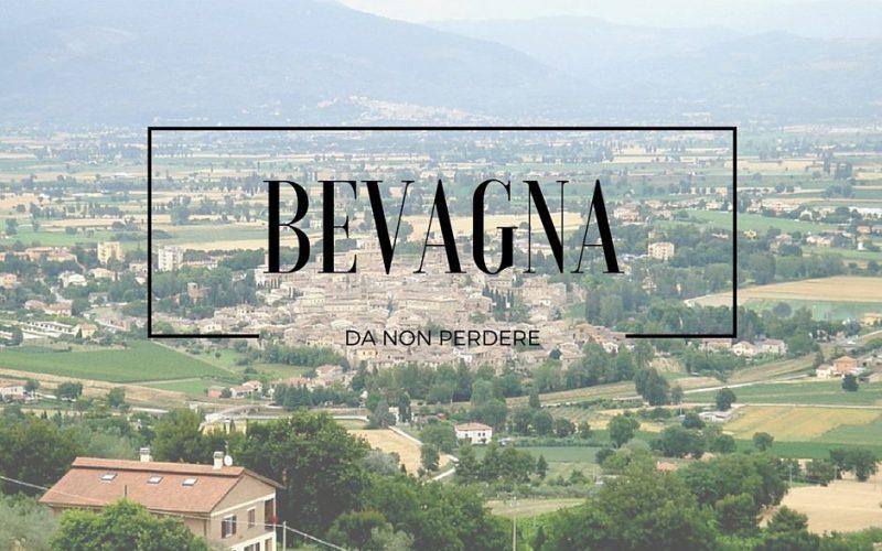 Il borgo di Bevagna