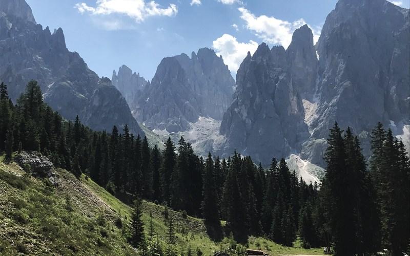 trekking sul sassolungo