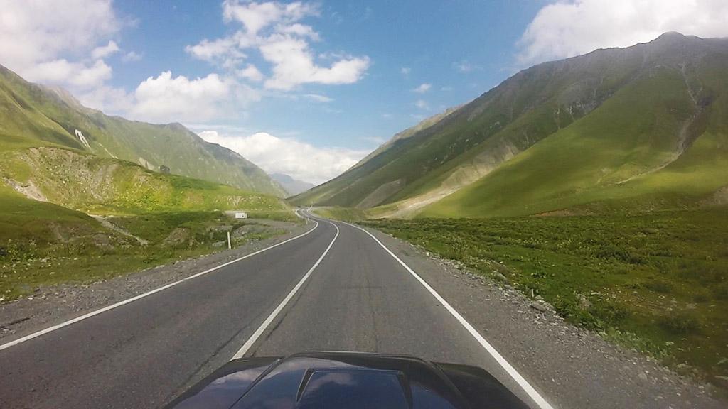 guidare in georgia e armenia