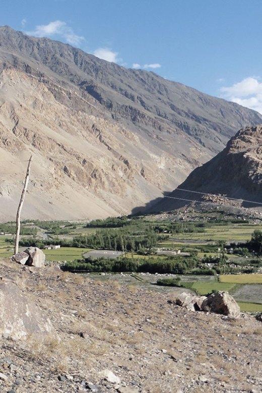 valle del wakhan tajikistan