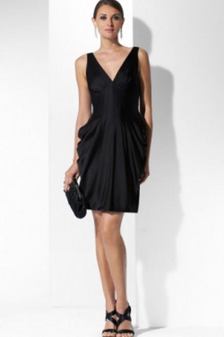 Nice black dress for wedding women