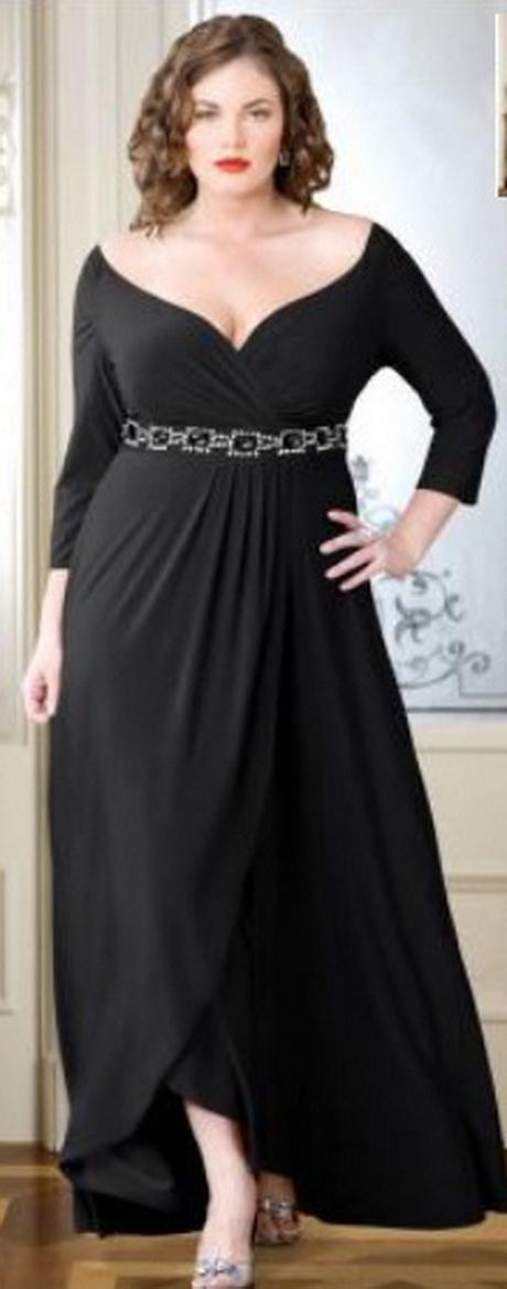 Evening dresses for fat women