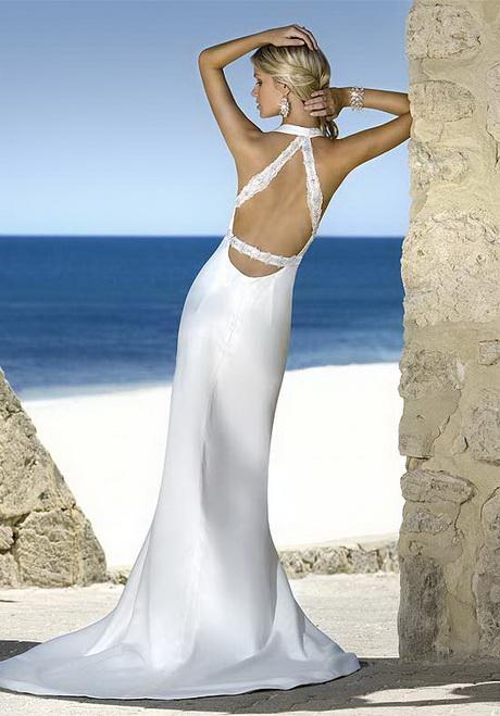 Informal Beach Wedding