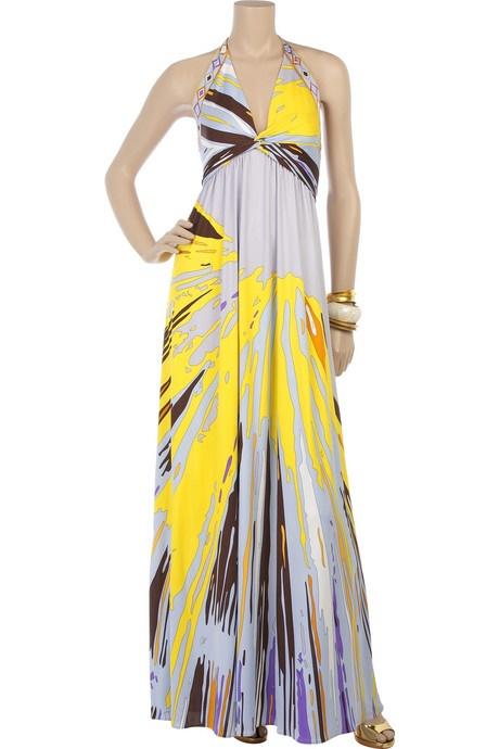 Yellow Dress Ideas