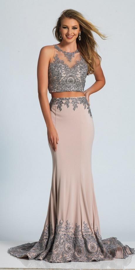 Piece Prom Dresses 2017 Dillards Two