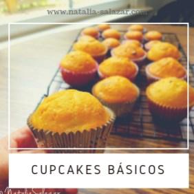 Clase 7: Elaboración de cupcakes de vainilla básicos.
