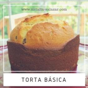 Clase 3: Elaboración de torta de Vainilla básica