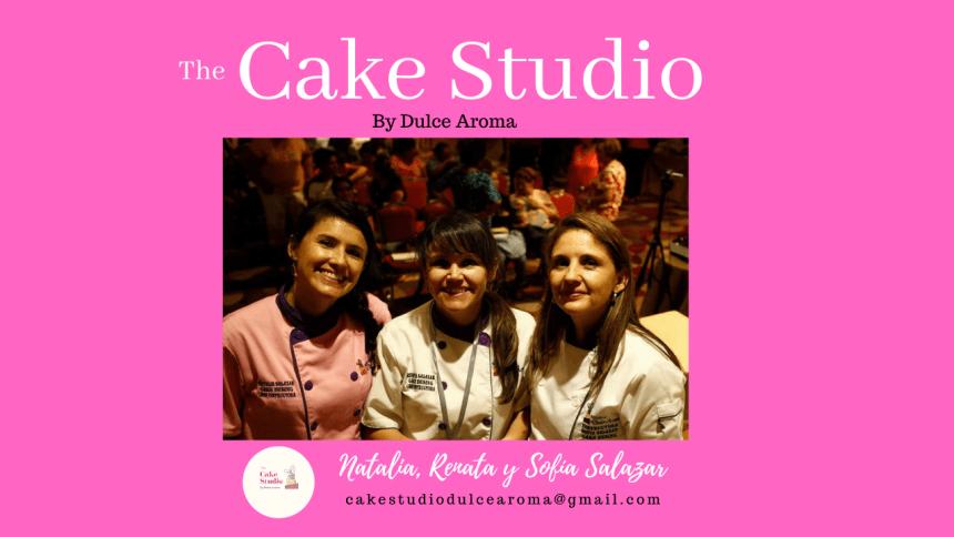 Diplomado Reto de 21 Días Cake Studio Dulce Aroma
