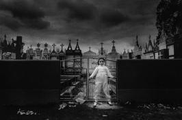 """""""El alma dormida"""" 1981 Serie: España Oculta. Fotografía blanco y negro"""