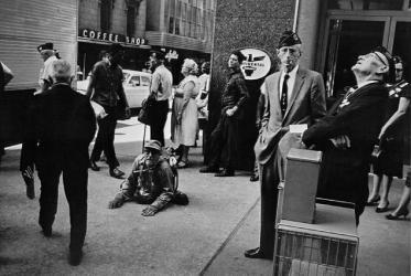Convención Garry Winogrand Legión Americana, Dallas, Texas, 1964