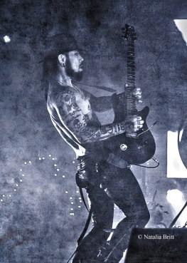Dave Navarro, Jane's Addiction, Sunset Strip Festival, 2014