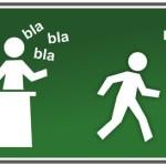 16 errores comunes al hablar en público