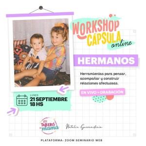 Workshop HERMANOS