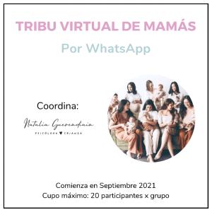 TRIBU VIRTUAL DE MAMÁS