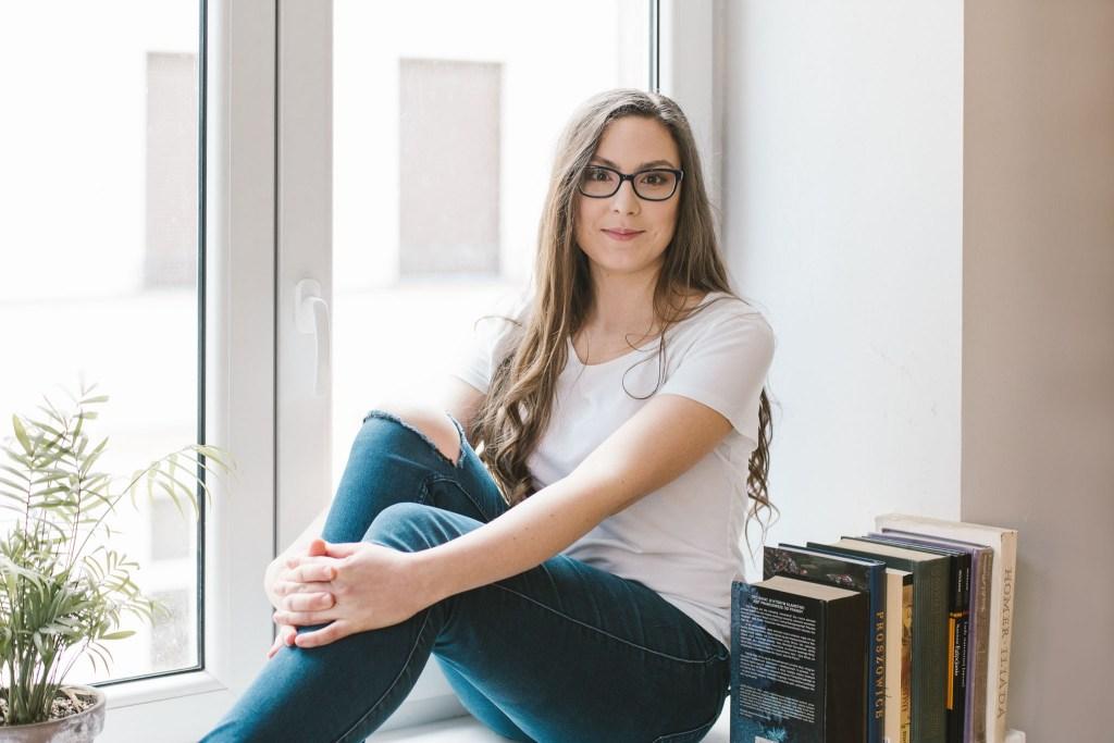 Natalia Lublińska autorka bloga Wolność w rodzicielstwie