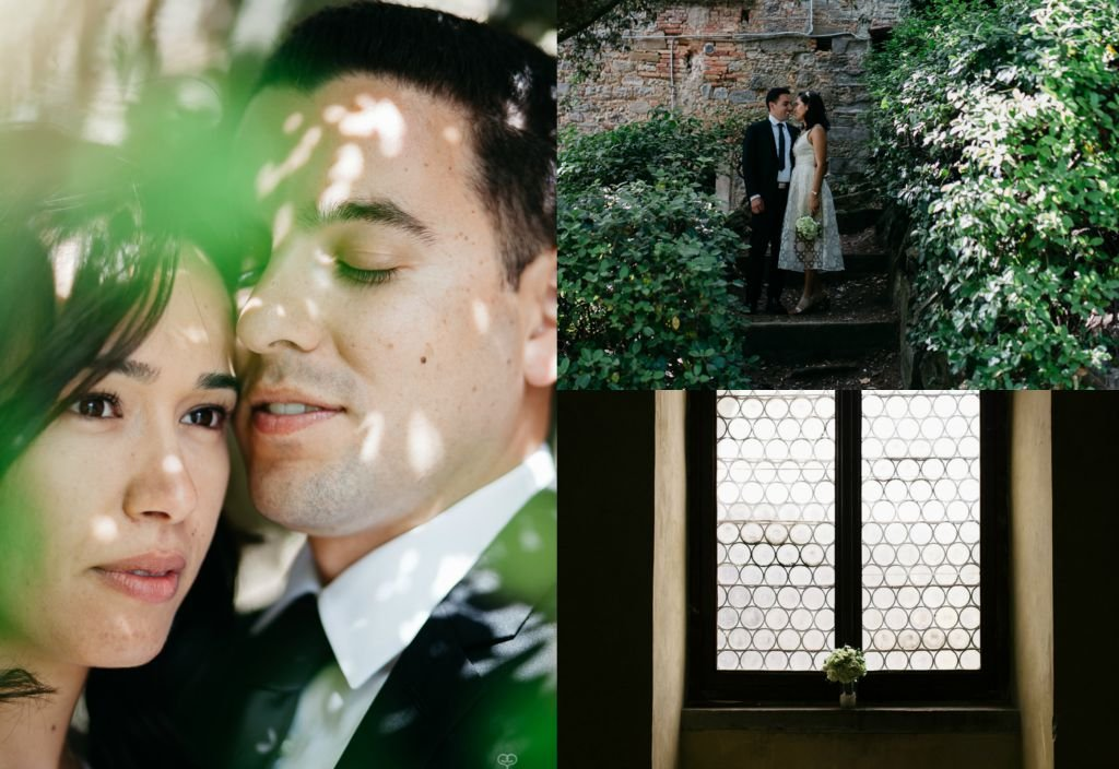 intimate elopement wedding in sunny Cortona-Tuscany weddings