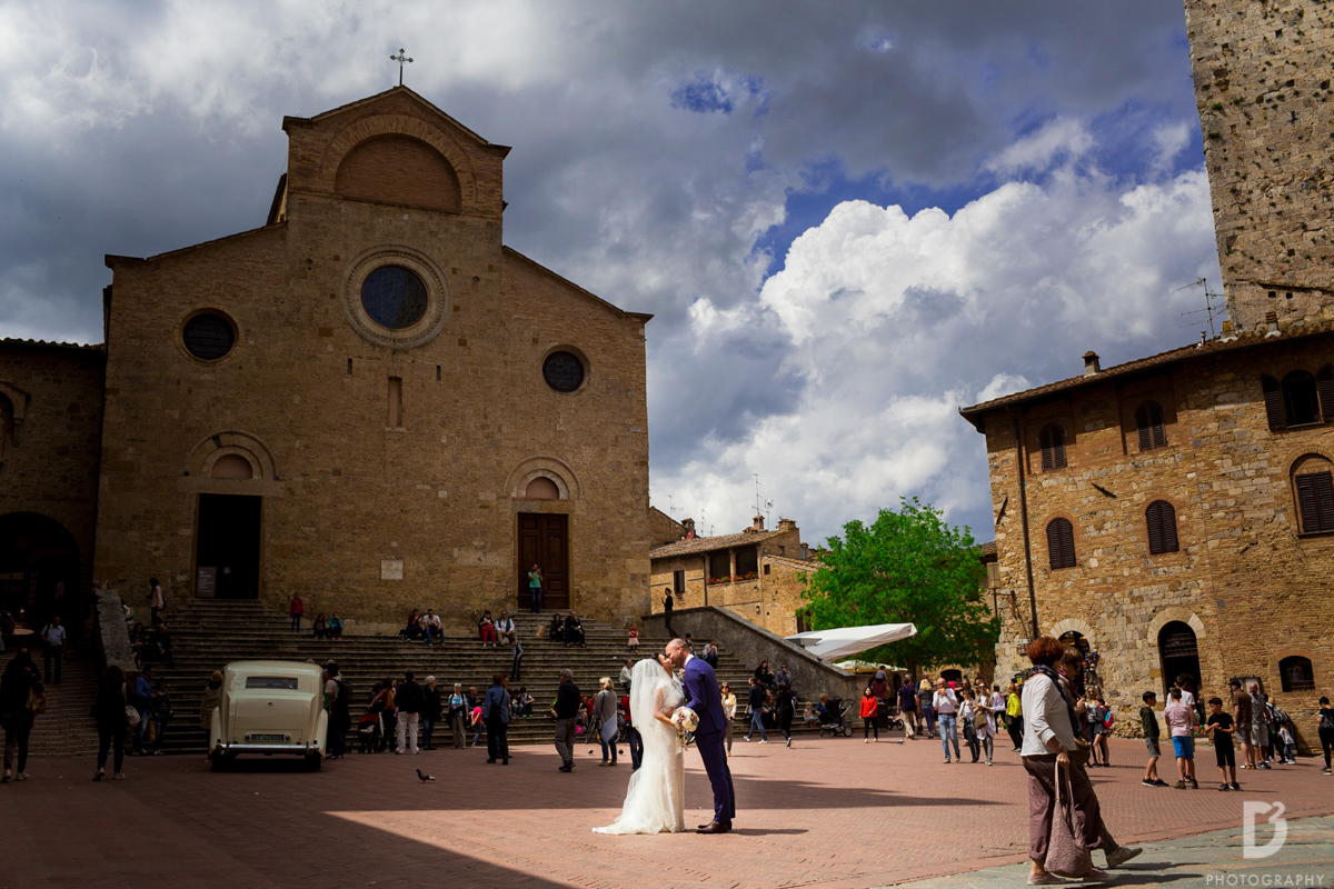 Fall in love with Tuscany ( picturesque towns to get married in Italy )