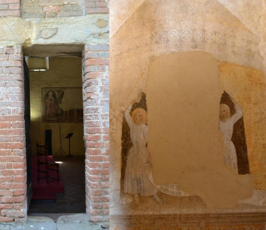 Ceertaldo Alto city hall an unspoiled Tuscan wedding destination