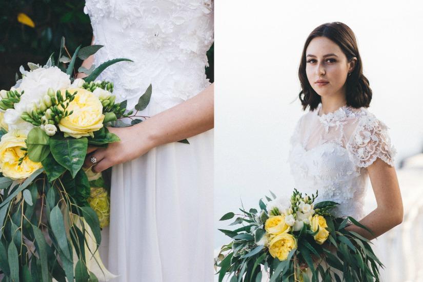 We design weddings in Italy