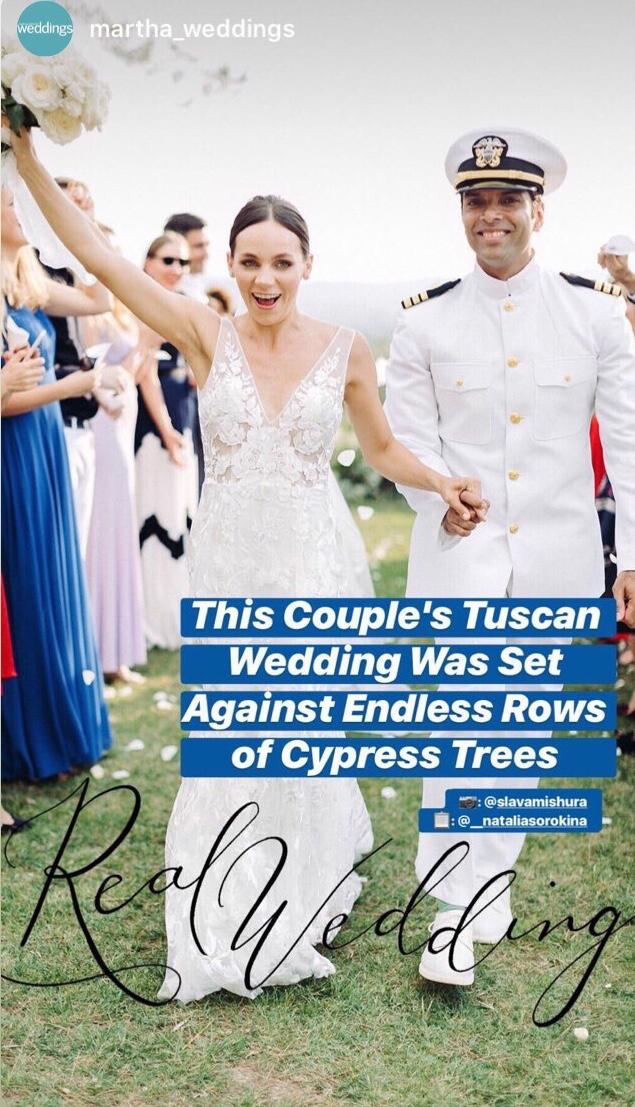 effortless elegance wedding details