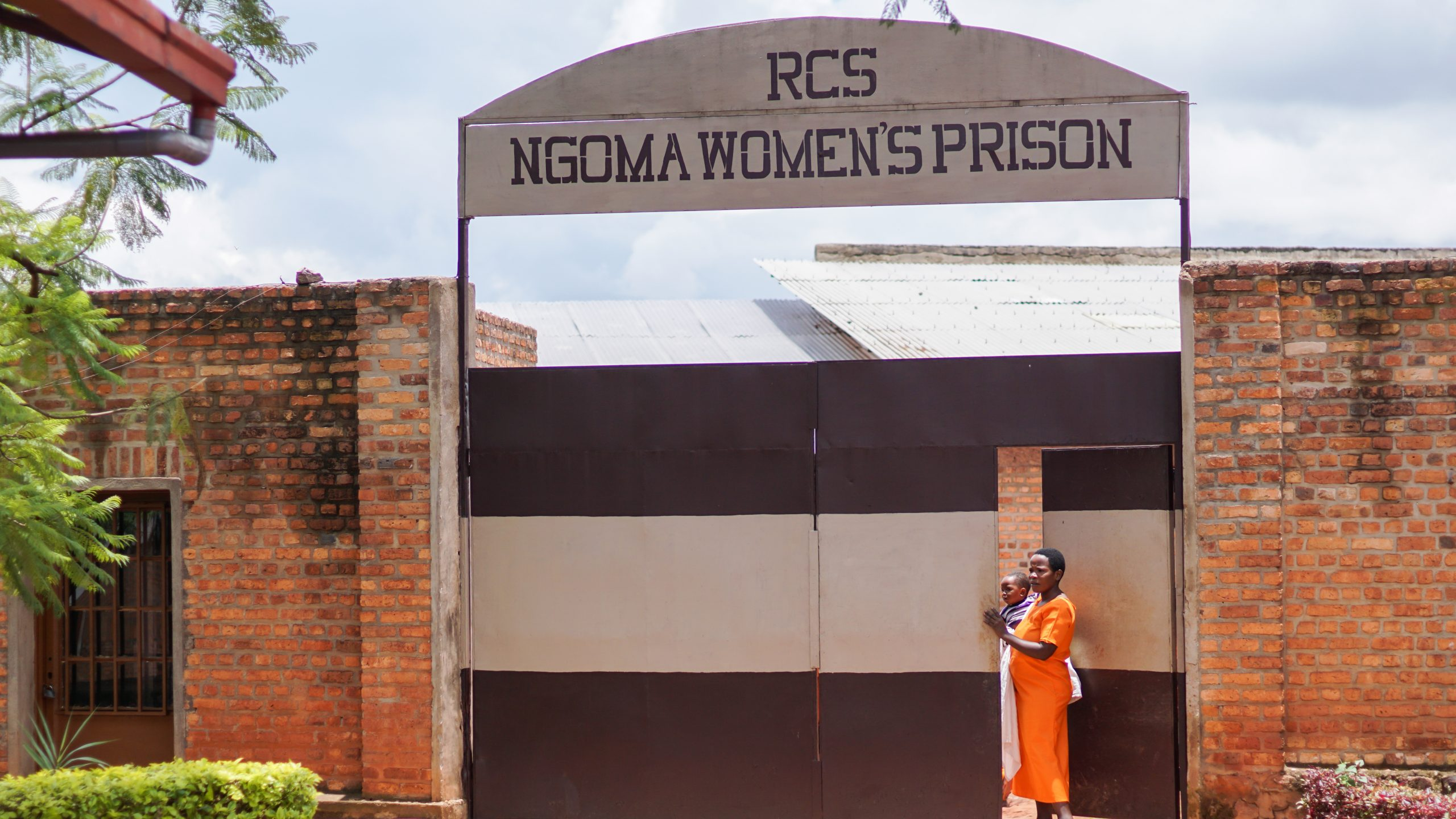 Around 96000 Rwandan women have been convicted on genocide charges for their involvement in the mass killings and are serving their sentences in 13 prisons across Rwanda.