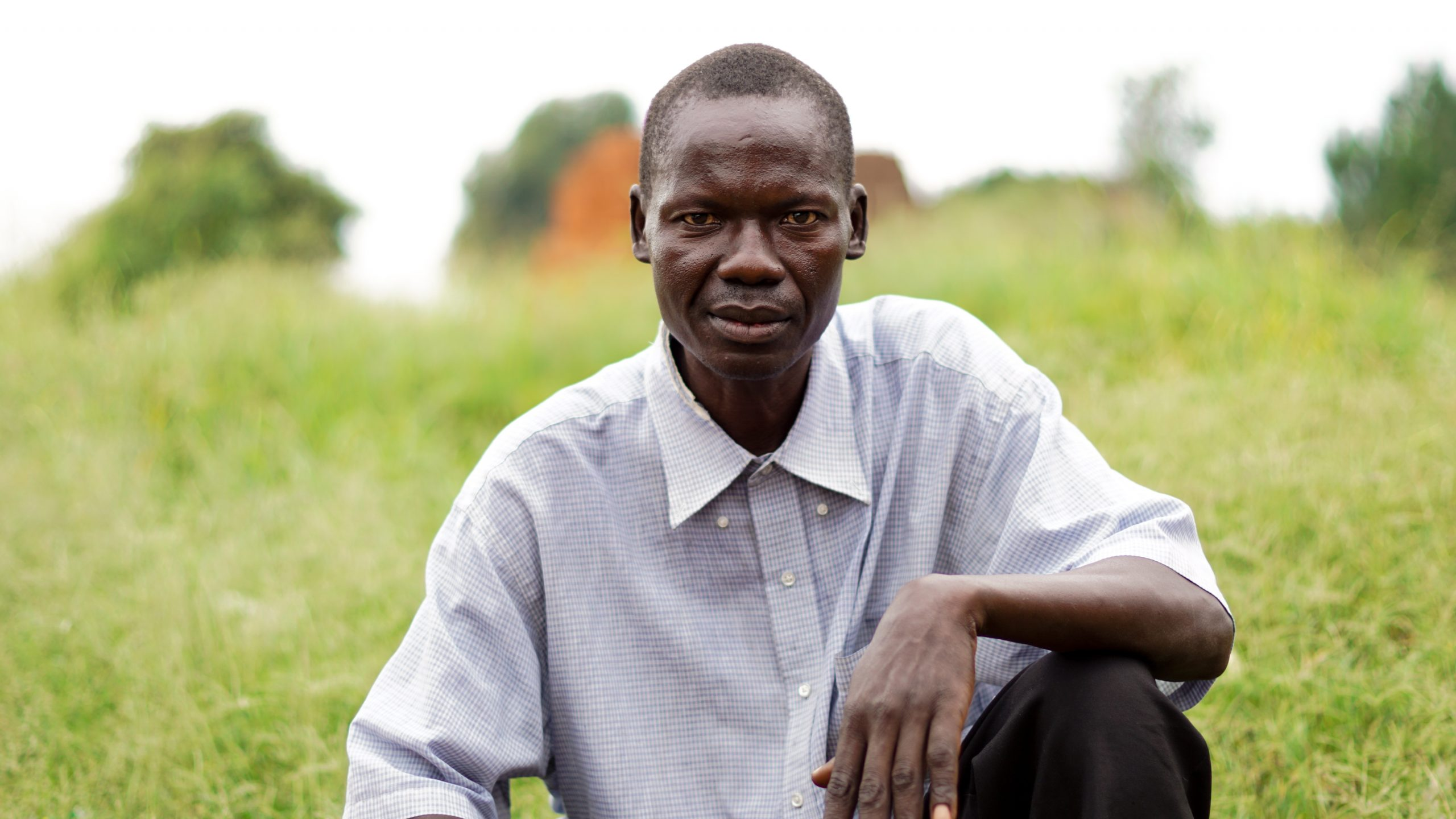 "Lukodi, Uganda: ""I have not forgiven rebels because none of them ever came to ask for forgiveness. I am still grieving,"" says Calvin Dcora, a 52-year-old man, lost one child and 18 relatives in an attack on the Lukodi community in May 2004, known as the Lukodi massacre, in which more than 60 people were killed by the Lord Resistance Army's (LRA) rebels. Dcora knows one former LRA corporal who participated in the Lukodi killings and returned to the community, but never engaged in dialogue. In his opinion, Acholi cultural leaders could play a primary role in reuniting victims and perpetrators by arranging the traditional reconciliatory ceremony called Mato Oput during which both parties to the conflict drink a mixture made from the root of the oput tree in a sign of forgiveness."