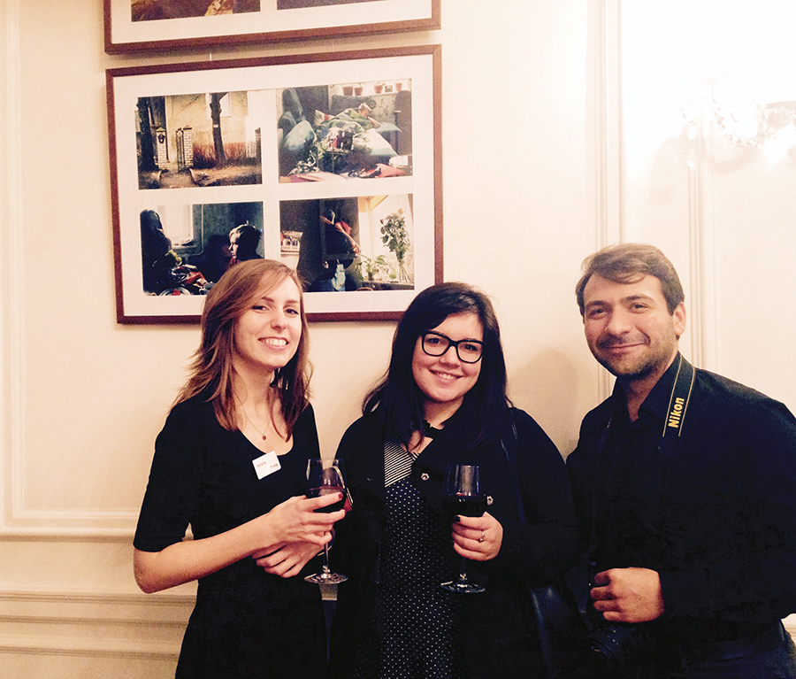 """""""Under the same sky"""" exhibition in London 
