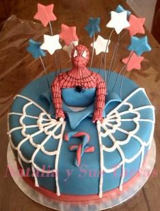 Tarta Spiderman_3