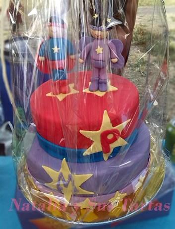 Cumpleaños Superheroes_8