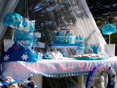 Cumpleaños Frozen 20