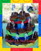 Cumpleaños lego 14