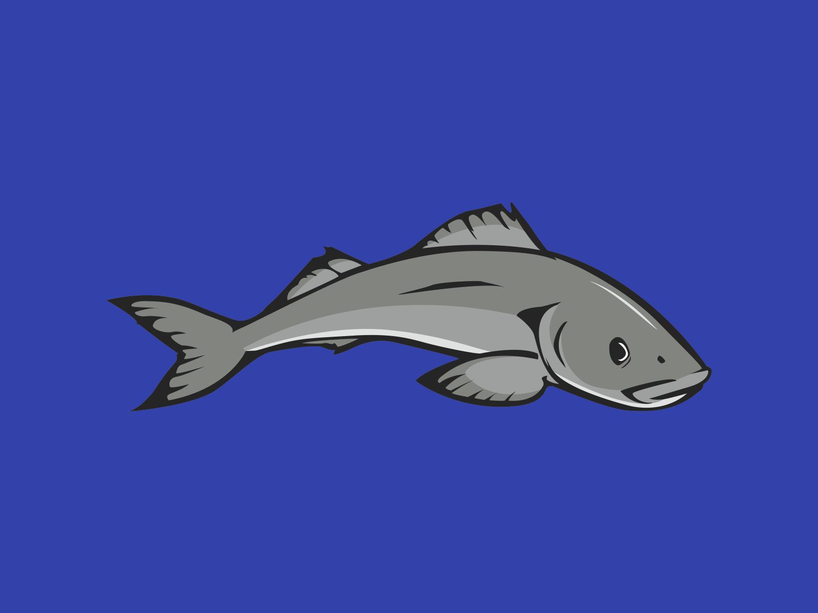 Alaska Black Cod Icon